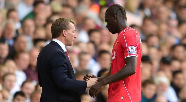 Brendan Rodgers made a serious mistake with the purchase of striker Mario Balotelli