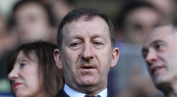 Swansea chairman Huw Jenkins only wants a change in ownership if it benefits the club