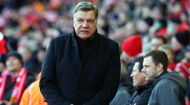 Sam Allardyce, pictured, has promised Nene a first taste of English football against Palace