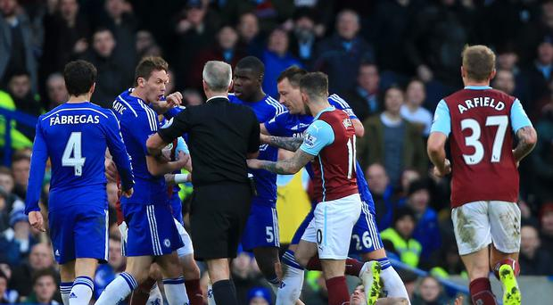 Could video technology have created a different outcome for Nemanja Matic and Ashley Barnes?