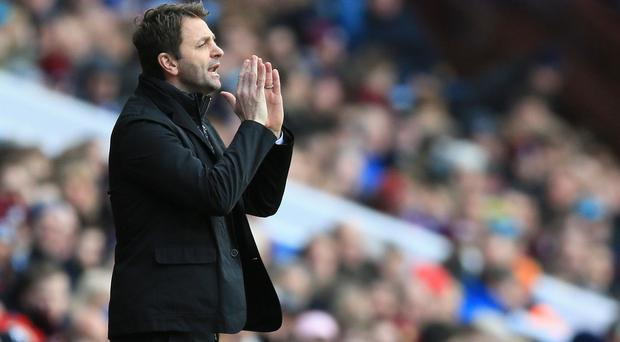 Tim Sherwood believes six wins will keep Villa in the Barclays Premier League