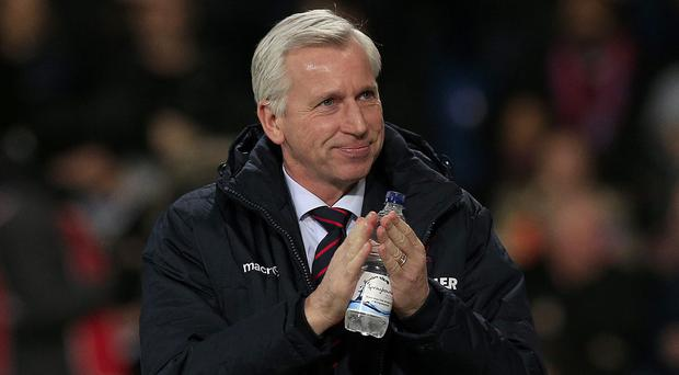 Alan Pardew wrote an open letter to Palace fans this week, urging them to attend Saturday's match at West Ham