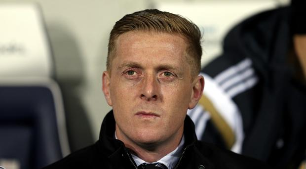 Swansea manager Garry Monk says he has worked his players hard in training this week after their historic victory over Manchester United.