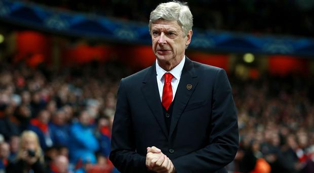 Arsenal manager Arsene Wenger, pictured, hopes his team will have learned from their mistakes against Monaco