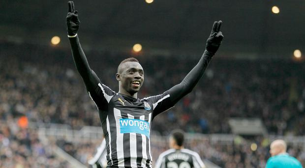 Papiss Cisse settled the game for Newcastle