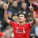 Philippe Coutinho has been outstanding in Liverpool's recent resurgence
