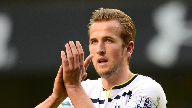 Tottenham's Harry Kane is excited ahead of joining up with England for the first time this week