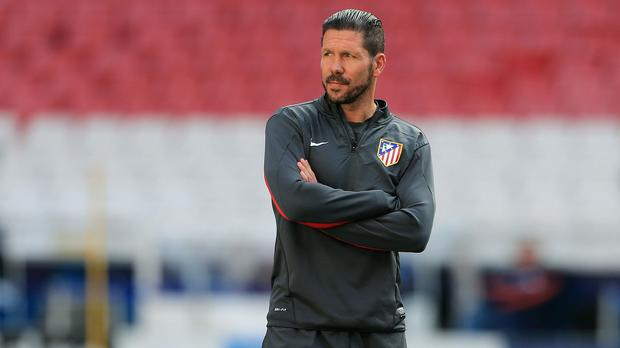 Diego Simeone has committed to Atletico Madrid until 2020