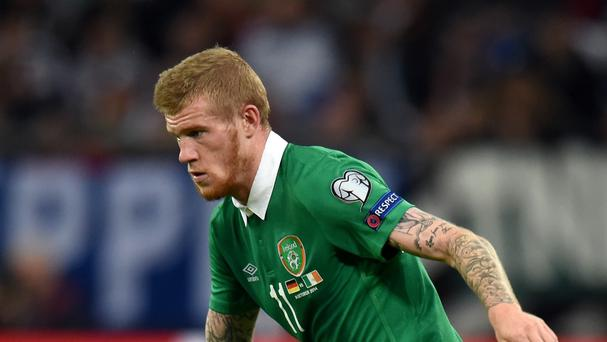 Ireland international James McClean edged closer to a MLS switch after flying Stateside to speak to interested clubs.