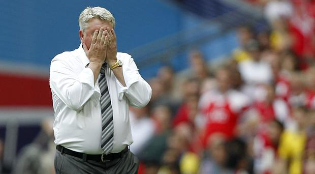 Hull manager Steve Bruce has promised his wife he will go on a diet