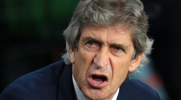 Manchester City manager Manuel Pellegrini expects a tough test from Crystal Palace