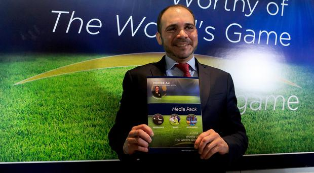 Prince Ali Bin Hussein believes a single World Cup could be played across confederations