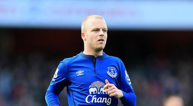 Steven Naismith believes there will be long-term gain from Everton's European football experience