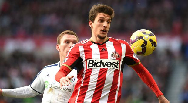 Santiago Vergini could extend his stay on Wearside if the club retain their Premier League status