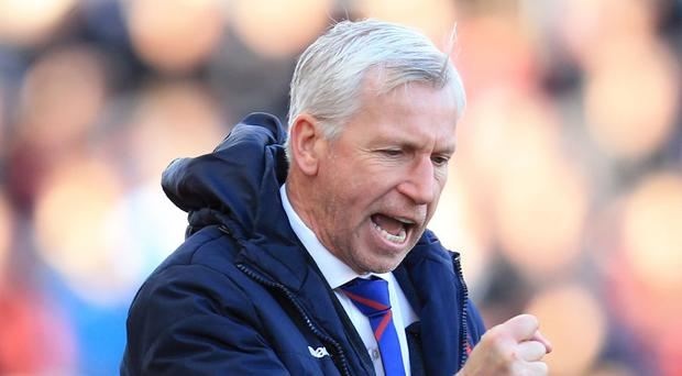 Alan Pardew suffered four successive defeats against Sunderland as Newcastle manager