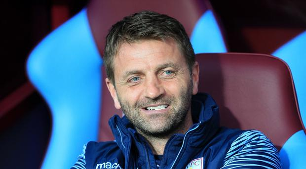 Aston Villa manager Tim Sherwood is returning to Tottenham for the first time since leaving last summer