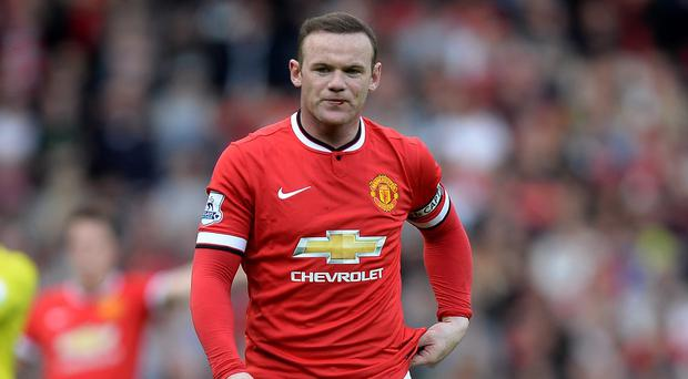 Wayne Rooney is the leading United scorer in Manchester derby history with 11 goals