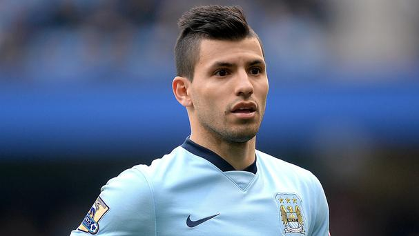 Sergio Aguero believes City can put severe pressure on Chelsea if they win the Manchester derby this weekend