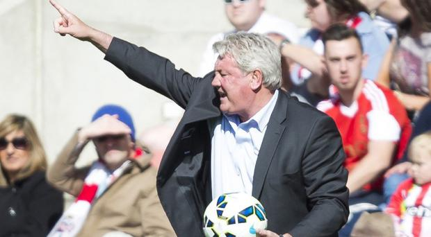 Steve Bruce's Hull side slipped to a 2-0 defeat at Southampton