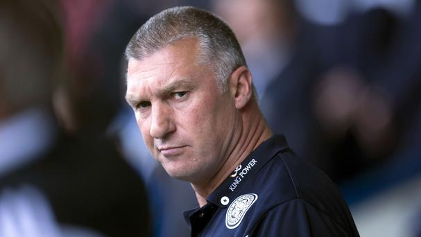 Nigel Pearson wants Leicester to keep their destiny in their own hands