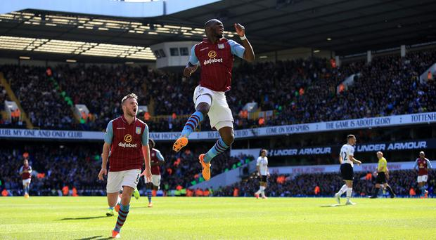 Christian Benteke was always confident he would regain his form