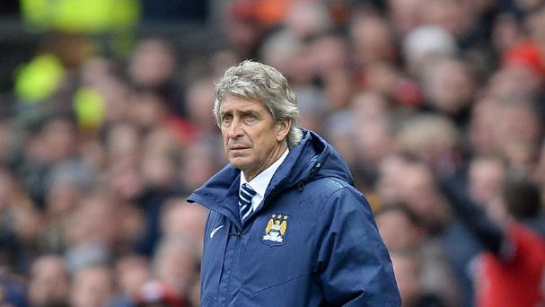 Manchester City manager Manuel Pellegrini has accepted responsibility for the champions' startling decline