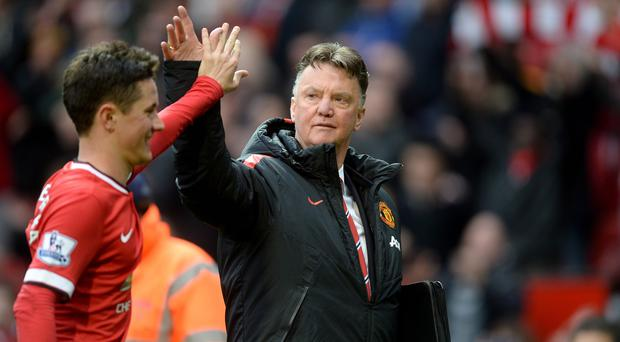 Manchester United manager Louis van Gaal, right, has wanted a shorter pre-season tour than last year