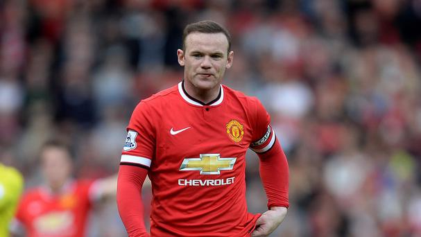 Wayne Rooney is relishing his captaincy role at Old Trafford
