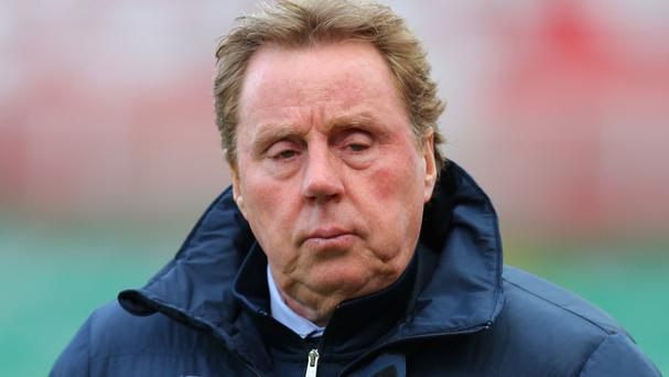 Harry Redknapp has joined Twitter