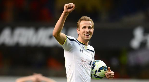 Manchester United are interested in Harry Kane