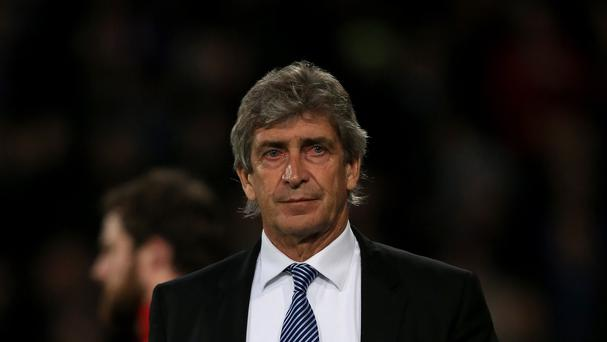 Manchester City manager Manuel Pellegrini accepts he must deal with speculation over his future