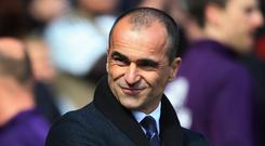 Everton manager Roberto Martinez welcomes Burnley to Goodison this weekend