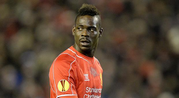 Liverpool's Mario Balotelli has been the target of more than 8,000 abusive social media posts this season alone