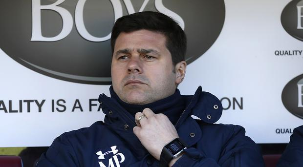 Mauricio Pochettino, pictured, believes Harry Kane should be named PFA Player of the Year