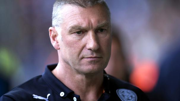 Nigel Pearson's Leicester side secured a 2-0 win over Swansea on Saturday