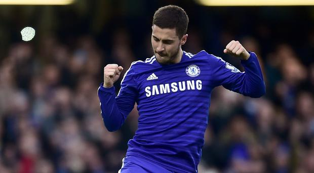Eden Hazard has been the best player in the Premier League this season