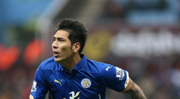Leonardo Ulloa insists he is always prepared to join the action