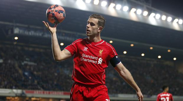 Jordan Henderson looks set to commit his future to Liverpool