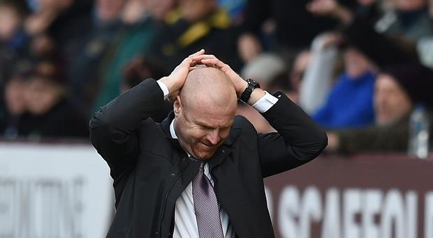 Sean Dyche is trying to keep the pressures of the relegation battle in perspective