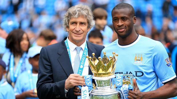 Manuel Pellegrini insists the comments of Yaya Toure's agent are not a problem that will affect the club