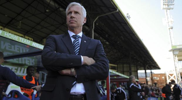 Crystal Palace boss Alan Pardew is weighing up chasing big-name summer signings for the club