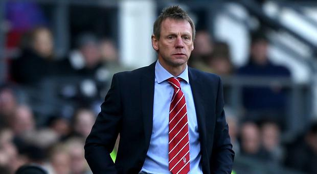 Stuart Pearce, pictured, has urged Newcastle to be patient with new signings Karl Darlow and Jamaal Lascelles