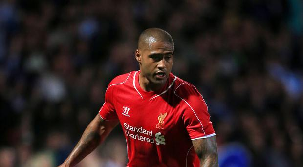 Glen Johnson is likely to move on from Liverpool