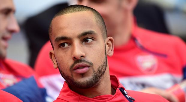 Arsenal forward Theo Walcott has found first-team chances limited since recovery from injury