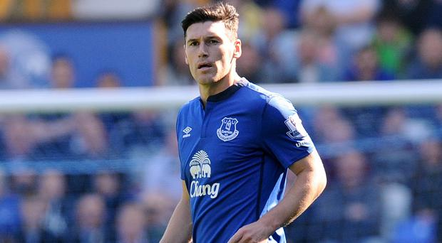 Maintaining Everton's unbeaten run for the remainder of the season is the target for midfielder Gareth Barry
