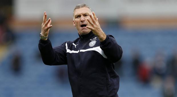 Nigel Pearson has been criticised for calling a journalist