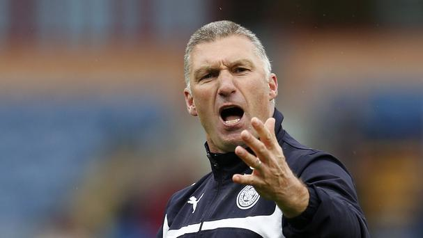 Leicester boss Nigel Pearson has been involved in several flash points this season