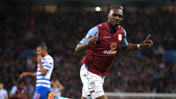 Christian Benteke is a target for Liverpool