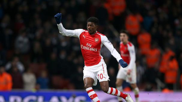 Arsenal teenager Ainsley Maitland-Niles has impressed after making his first-team debut