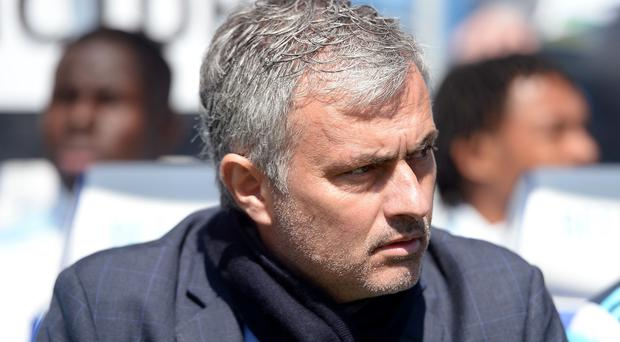 Jose Mourinho hopes Chelsea can wrap up the title race this weekend